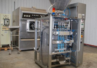 Alp / Masek HBV 4 B Bagging machine - Vertical -  Sachet machine