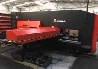 Amada Europe 2510 Punching machine / nibbling machine with CNC