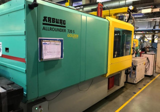 Arburg T 720 S-1300 Injection moulding machine