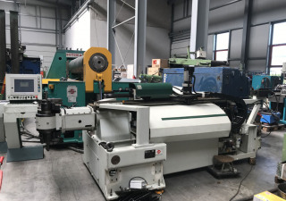 Used BLM SWING Tube bending machine