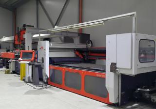 Bystronic  Bystar 3015 4 KW laser cutting machine