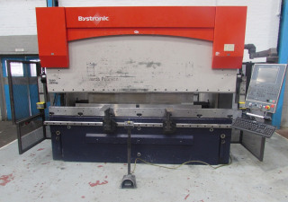 BYSTRONIC PR100 x 3100 Press brake cnc/nc