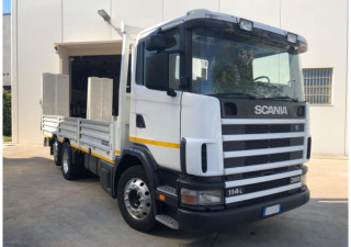Truck Scania 380