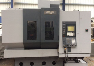 Mori Seiki VS/60 vertical machining center