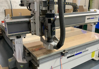 CNC Dynamics Wood CNC machining centre