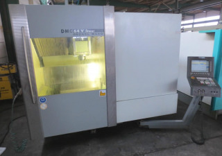 DECKEL-MAHO DMC64Vlinear Machining center - vertical