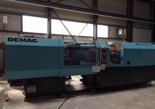Demag 330T ERGOTECH SYSTEM 3300-1450 Injection moulding machine