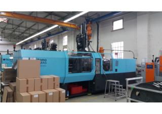 Demag 350 T-840-80 MULTI BI Injection moulding machine