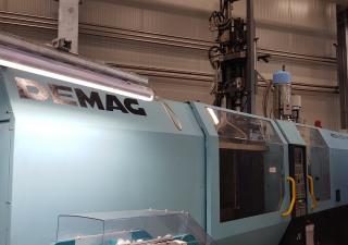 Demag ergotech 200 610 120 Injection moulding machine