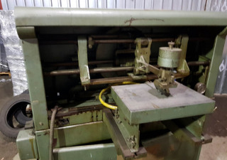 Dubuit 150 Screen printing machine