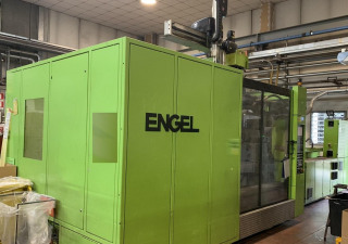 Engel DUO 1350/800 Injection moulding machine