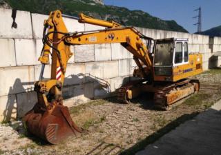 Crawler Excavator Liebherr 922 Hds