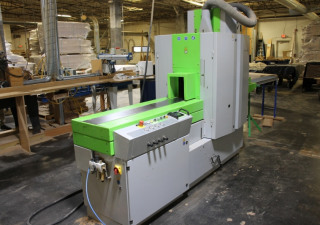 Used Wintersteiger DSG Notum Thin Cutting Frame Saw