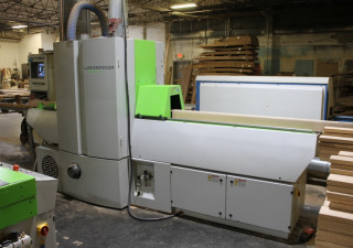 Used Wintersteiger Model DSG Sonic Thin Cutting Frame Saw