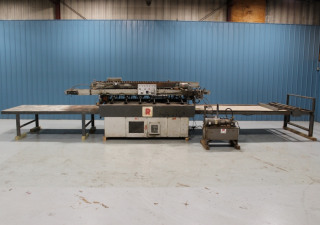 Used Rosenquist Model EB900H High Frequency Gluer