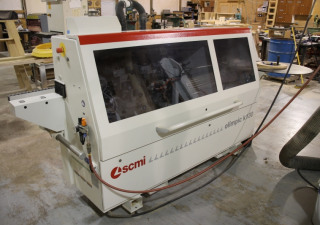 Used SCMI Model K130E Olimpic Edgebander - 2011!