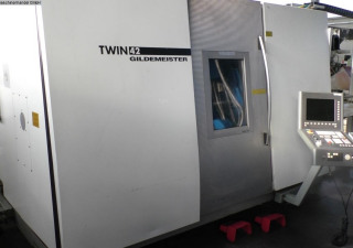 GILDEMEISTER TWIN 42 cnc lathe