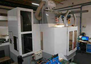 Haas HS-1RPHE Machining center - horizontal