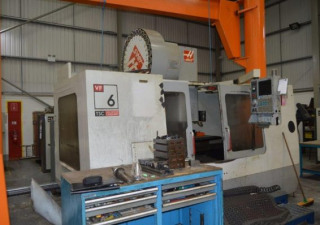 Haas VF6 Machining center - vertical