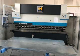 HACO ERMS 30135 Press brake cnc/nc