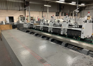 Heidelberg ST 450 saddle stitcher