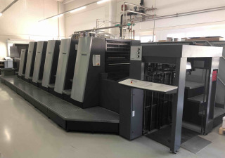 Heidelberg XL-5+L-C Offset five colours