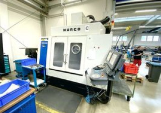 Hurco VMX 42U Machining center - 5 axis