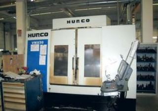 HURCO VMX 50/40T Machining center - vertical