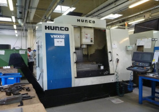 Hurco VMX50/40T Machining center - vertical