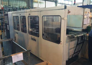 Illig RV 53 Thermoforming - Automatic Roll-Fed Machine