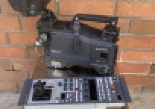 Panasonic AK-HC930P Multiformat Digital Camera Chain