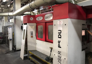 KRAUSE & MAUSER PS DUO Machining center - horizontal