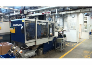 Krauss Maffei 1000 C1 Injection moulding machine