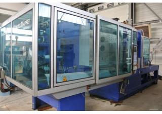 Krauss Maffei 420T 1750/700 CZ BI Metal Injection moulding machine