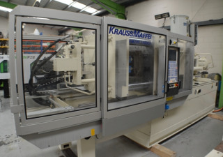 Krauss Maffei KM200-1400 C2 Injection Moulding Machine