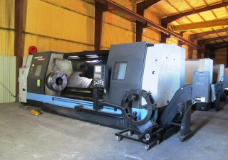 2014 Doosan Puma 800Lb Large Capacity Cnc Turning Center