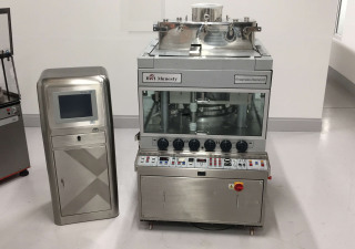 Manesty Rotapress 5 Diamond Rotary tablet press