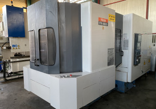 Mazak FH4800 Machining center - horizontal