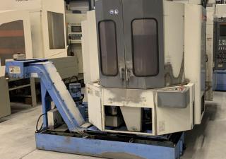 Used Mazak HTC 400 CNC Horizontal Machining Centre