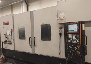 Used Mazak Mazak VTC 300 C II Machining center - vertical