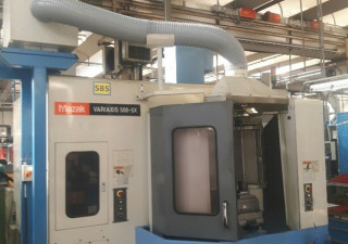 Used MAZAK Variaxis 500-sx Machining center - vertical