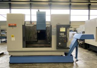 Used Mazak VTC 200B CNC Vertical Machining Centre