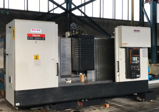 MAZAK VTC 300 C - II Machining center - horizontal