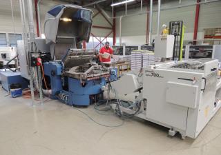 MBO K800.2S-KTZ/4-FP folding machine