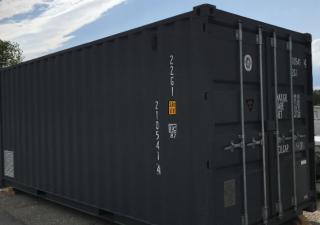 MIA Container frigo 20 pieds
