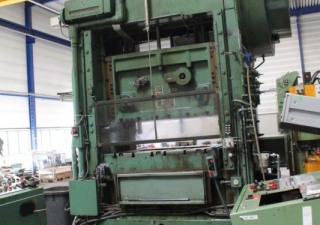 Minster P2-200-54 metal press