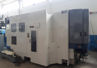 Used Mori Seiki SH 50 Machining center - horizontal