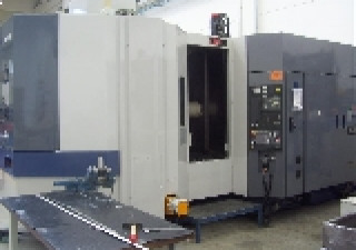 Used Mori Seiki SH 630 Machining center - palletized