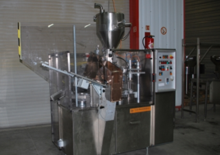 Nordenmatic NM 610 HA Tube filler