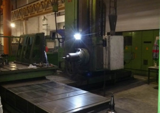 Pegard Precivit 3.S. BC 1400 CNC Table type boring machine CNC